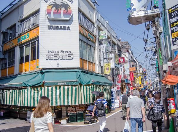 東西2つの商店街をチェック~学芸大学駅ふたたび!