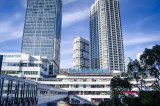 横浜駅東口からベイクォーター周辺の海沿いを散策したら、歴史の面影を発見 